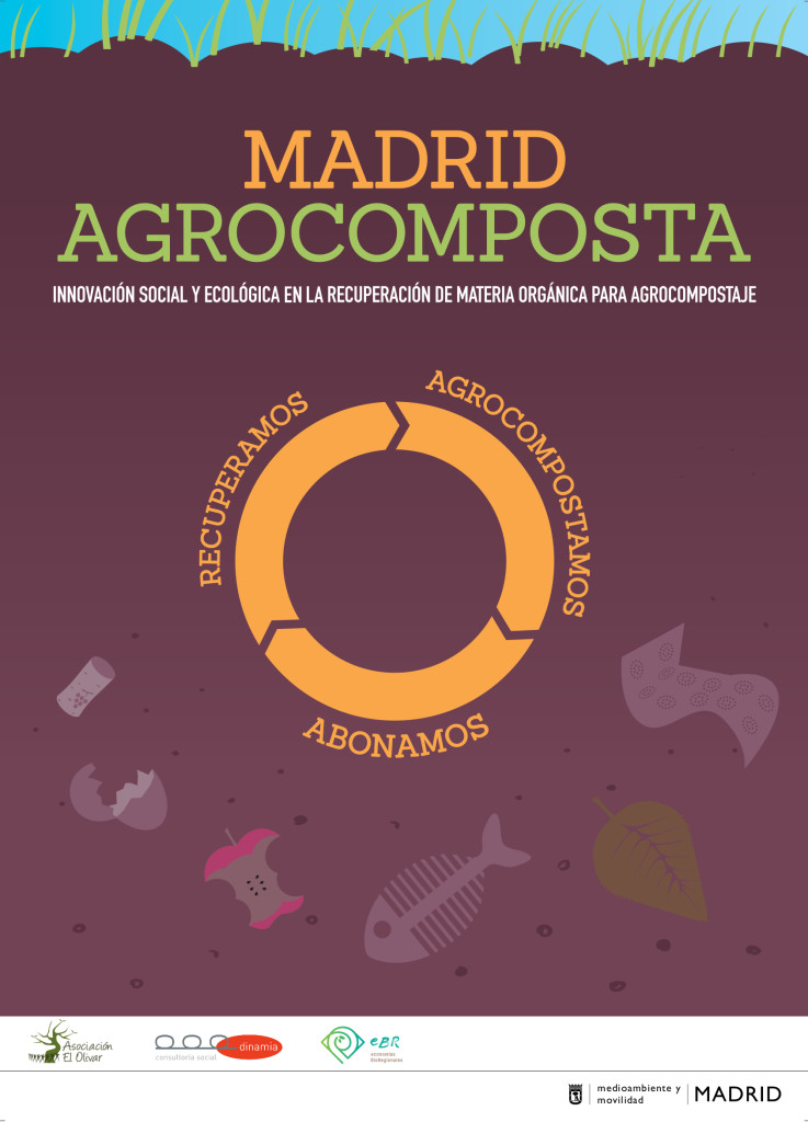 Señalética Madrid Agrocomposta 2017